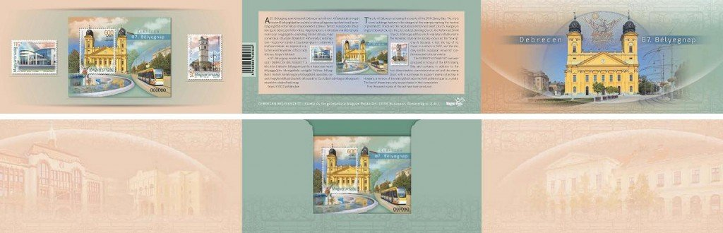 87th Stamp Day - special Issue