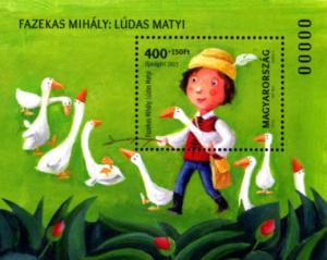 Mattie the Gooseboy
