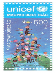 Unicef Stamp